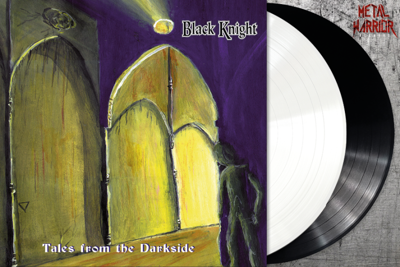 Black Knight - Tales from the Darkside (White or black vinyl)