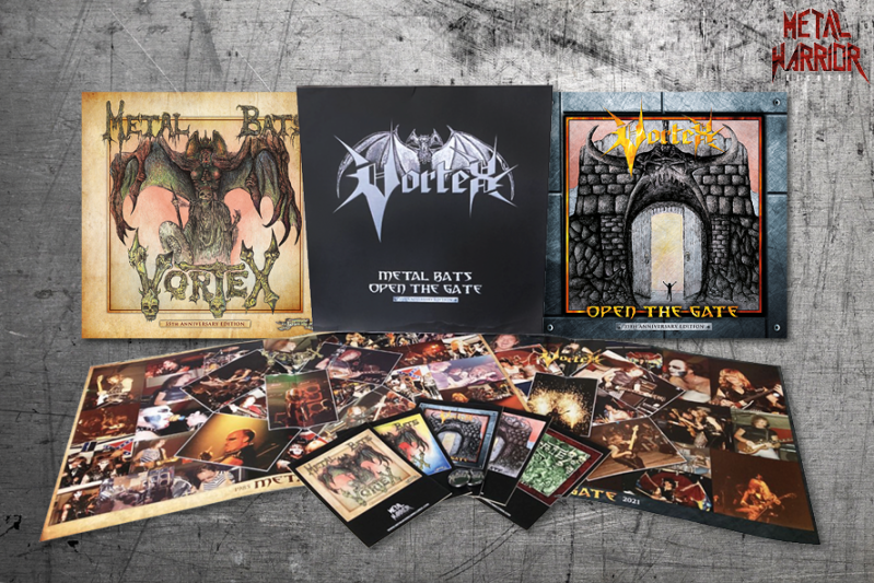 VORTEX - MB/OTG BUNDLE with Exclusive outer sleeve