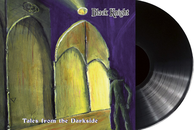 Black Knight - Tales from the Darkside (black) 400 copies