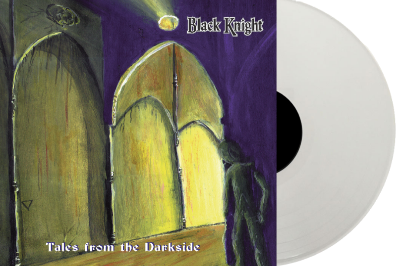 Black Knight - Tales from the Darkside (White) 100 copies + patch