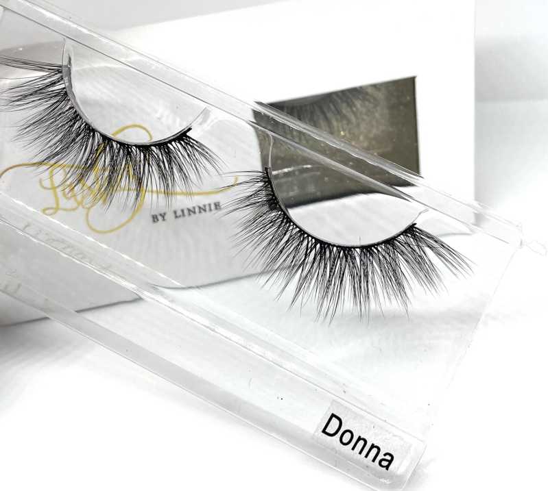 Donna wimpers - Faux Mink