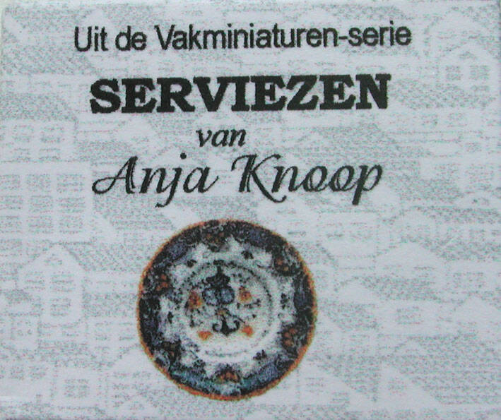 Serviezen-Anja Knoop - Sorry, only in Dutch