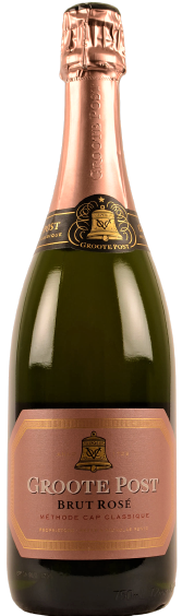 Groote Post Brut Rosé 75 cl.
