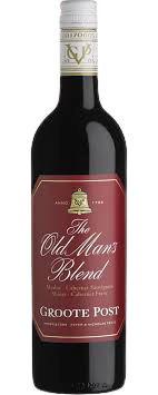 Groote Post The Old Man's Blend 2017-2018 75 cl.