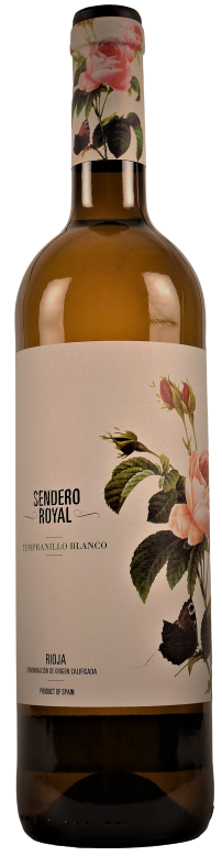 Sendero Royal Tempranillo Blanco 2019 75 cl.
