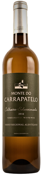 Monte do Carrapatelo White - Luis Duarte - 2017 - 75 cl.
