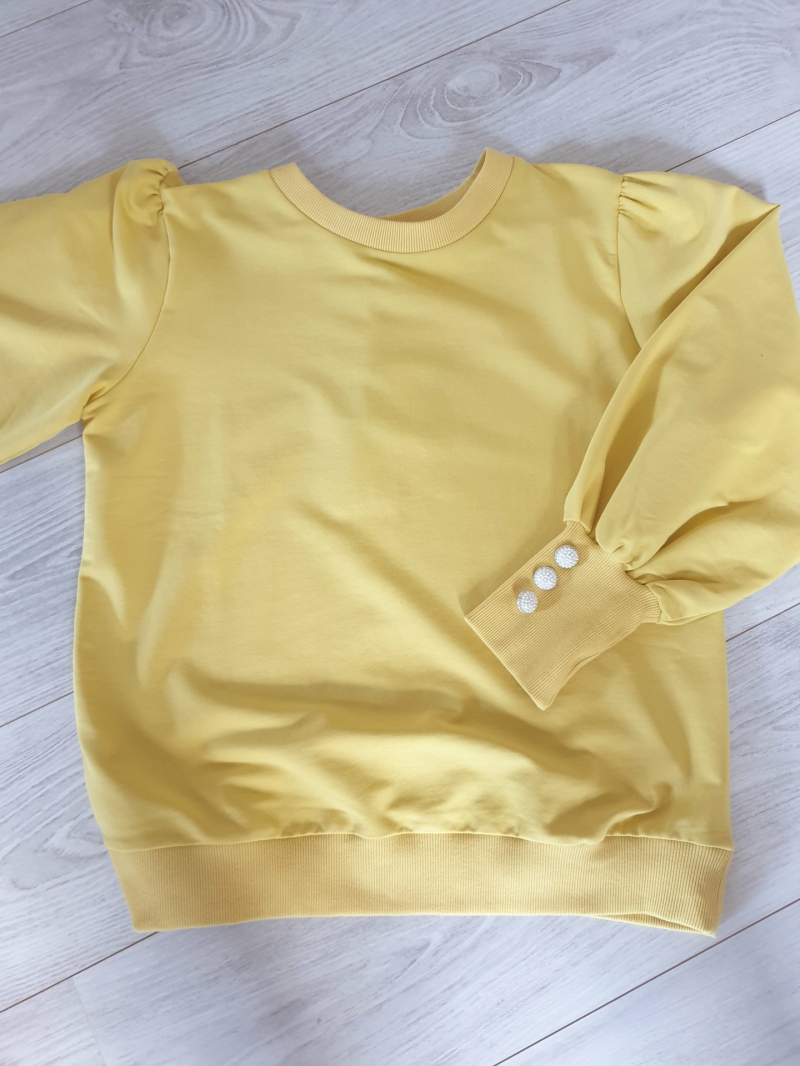 March Europe sweater
