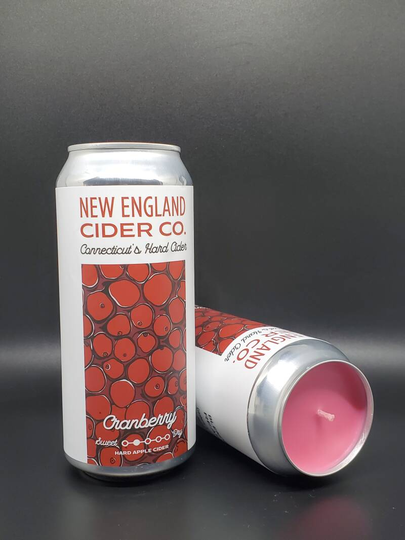 Cranberry Cider CANdle