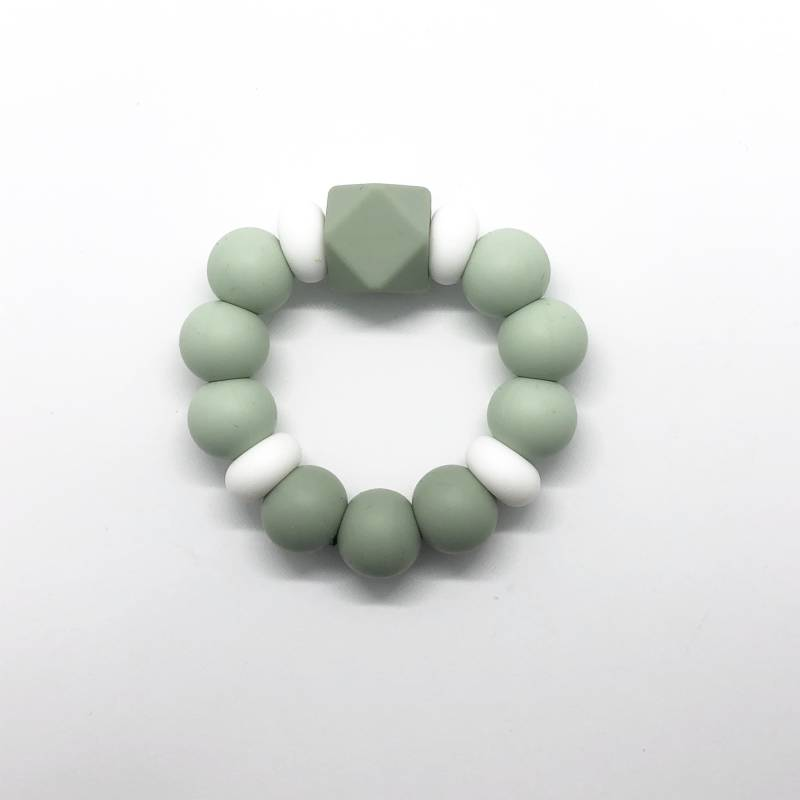 Basic chew chew • Hexagon/pastelgroen