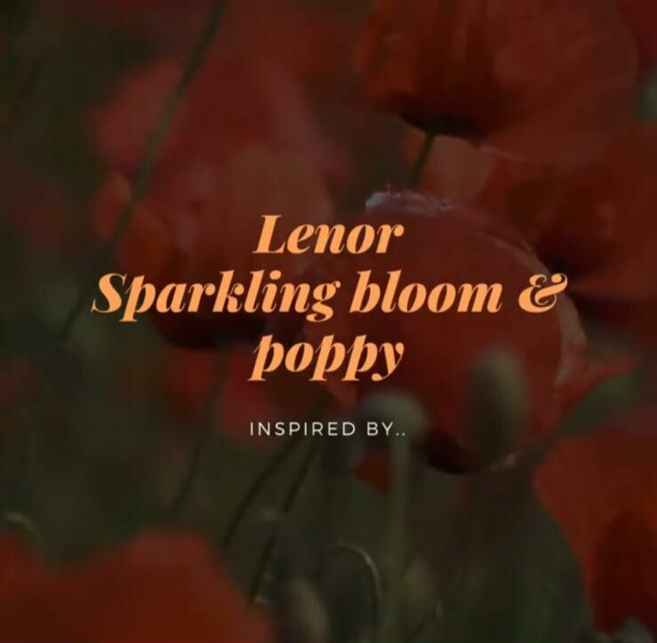 Wax Melts - Inspired by Lenor sparkling bloom & poppy