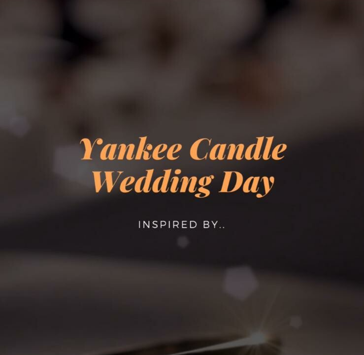Wax Melts - Inspired by Wedding Day yankee Candle