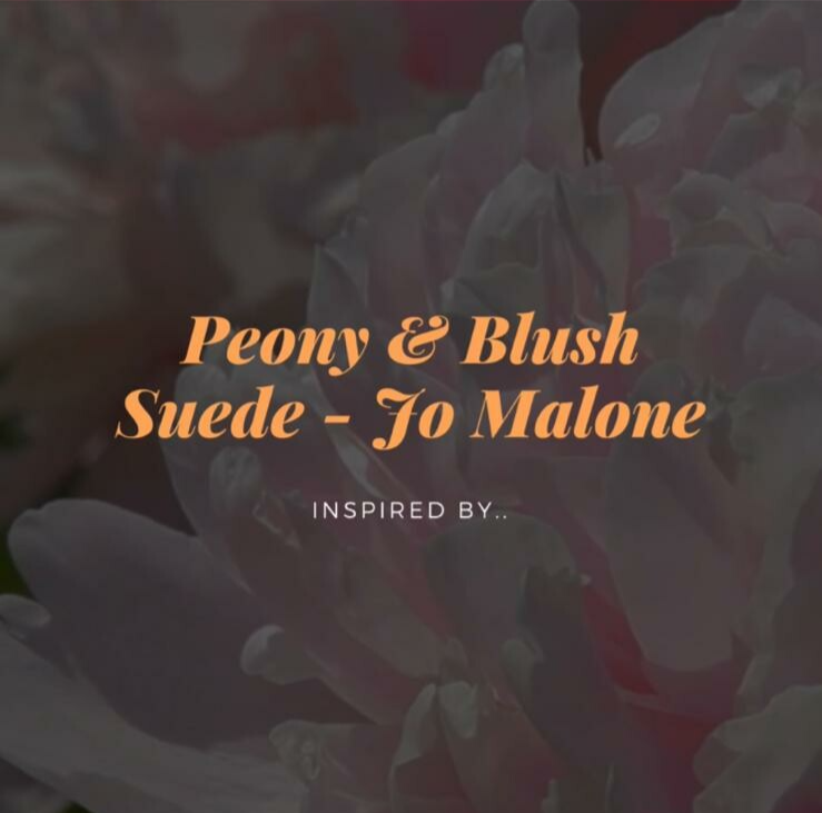 Wax Melts - Inspired by Peony & Blush Suede Jo Malone