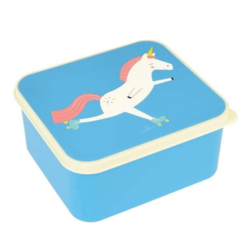 Lunchtrommel/ Lunchbox Unicorn | Rex