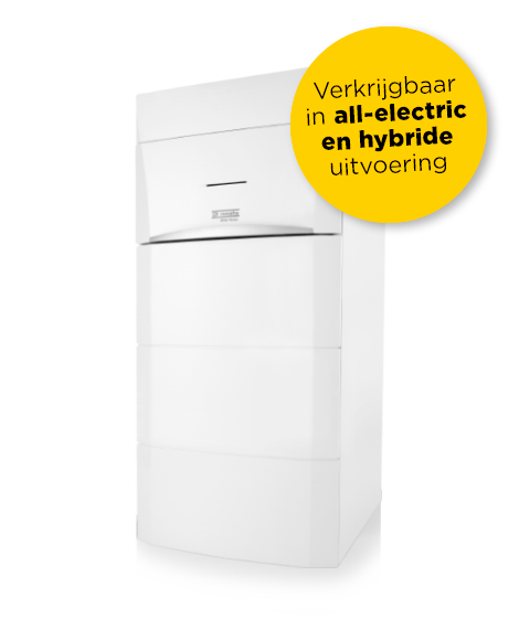(7680998) Lucht/water warmtepomp Remeha Eria Tower WPR-2/H V200 11-16kW