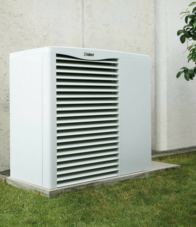 (0010016411) Lucht/water warmtepomp Vaillant aroTHERM VWL 115/2 A