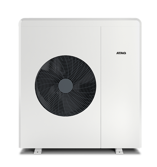 (3069728) Lucht/water warmtepomp ATAG ENERGION M Hybrid zone 4