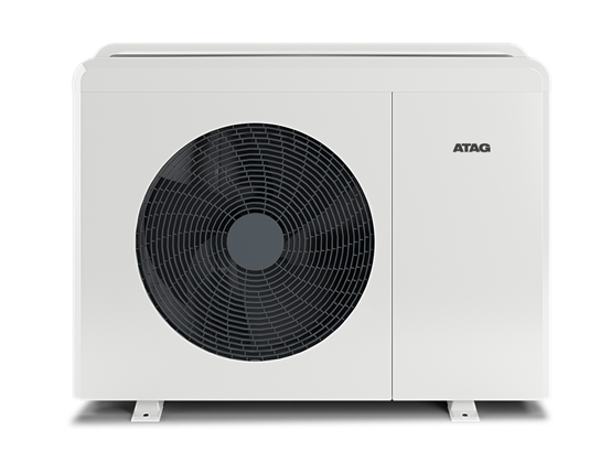 (3069734) Lucht/water warmtepomp ATAG ENERGION M Hybrid zone 9T