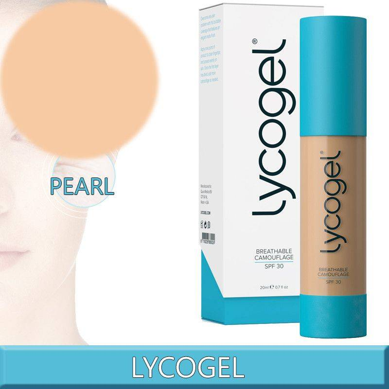 Lycogel Breathable Camouflage Pearl