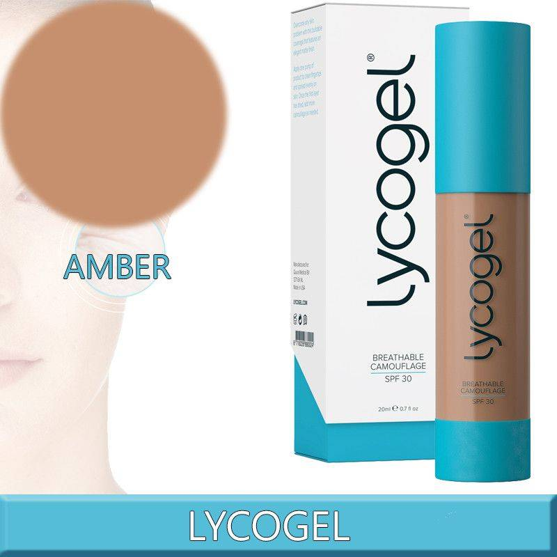 Lycogel Breathable Camouflage Amber