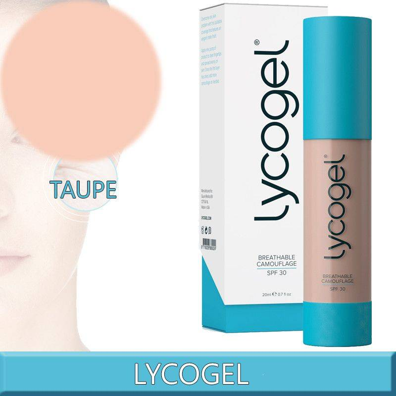 Lycogel Breathable Camouflage Taupe