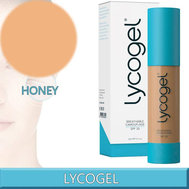 Lycogel Breathable Camouflage Honey