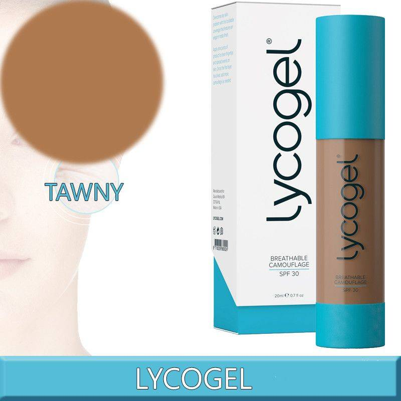 Lycogel Breathable Camouflage Tawny