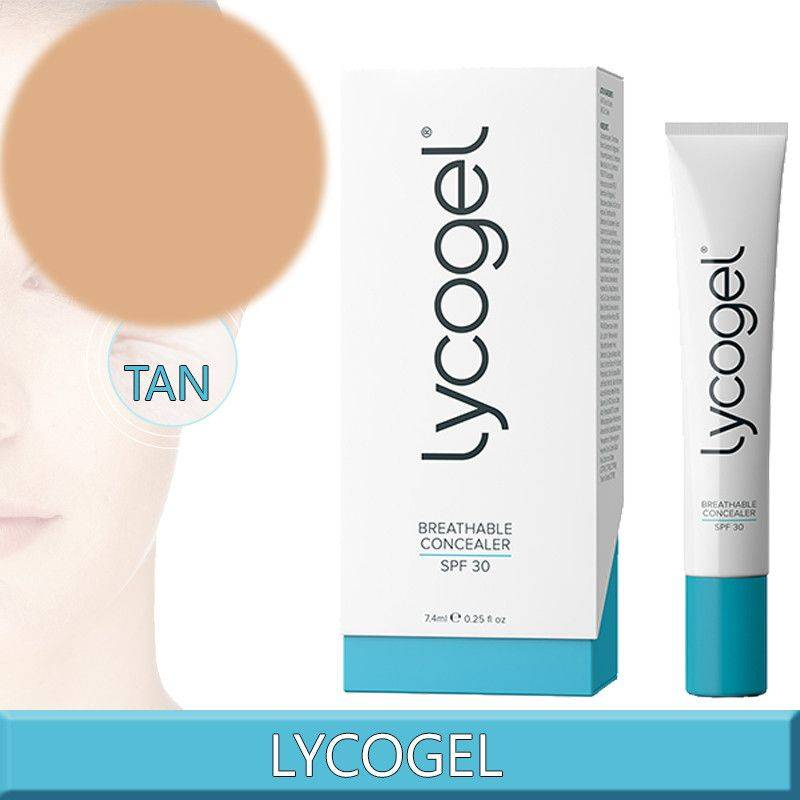 Lycogel Breathable Concealer Tan