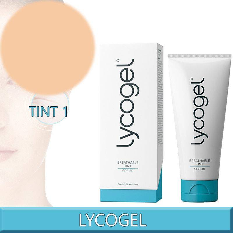 Lycogel Breathable Tint 1