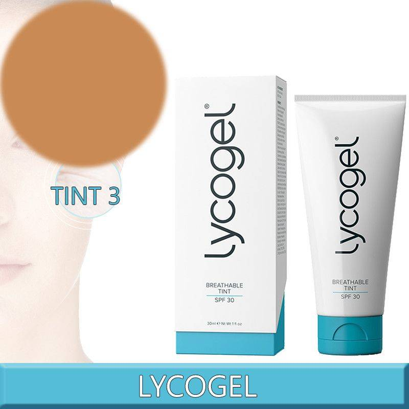 Lycogel Breathable Tint 3