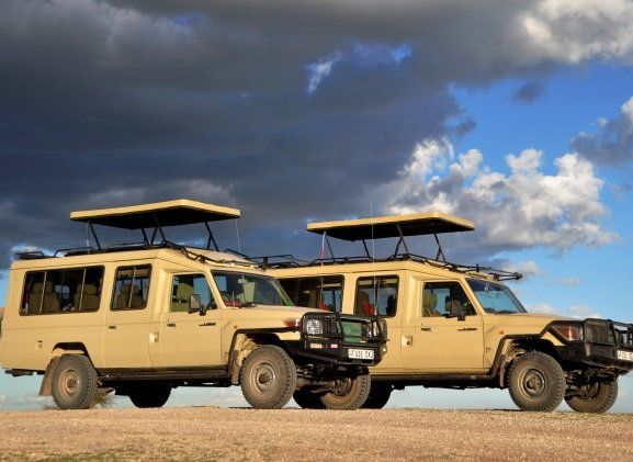 African Overland Tours l Budget Group Tours