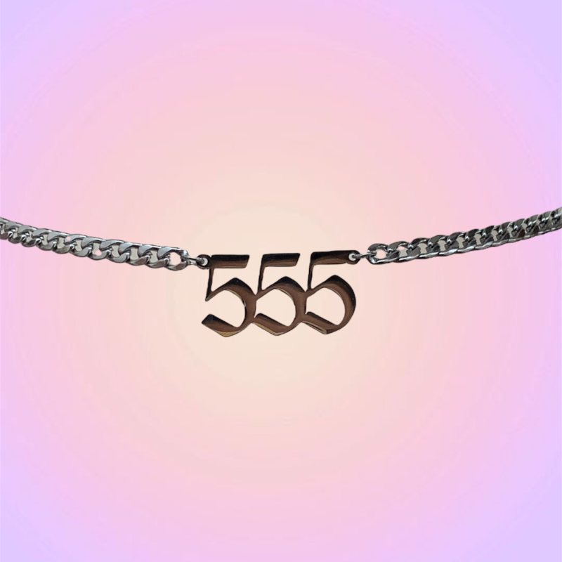 555 ANGEL COLLECTION - silver
