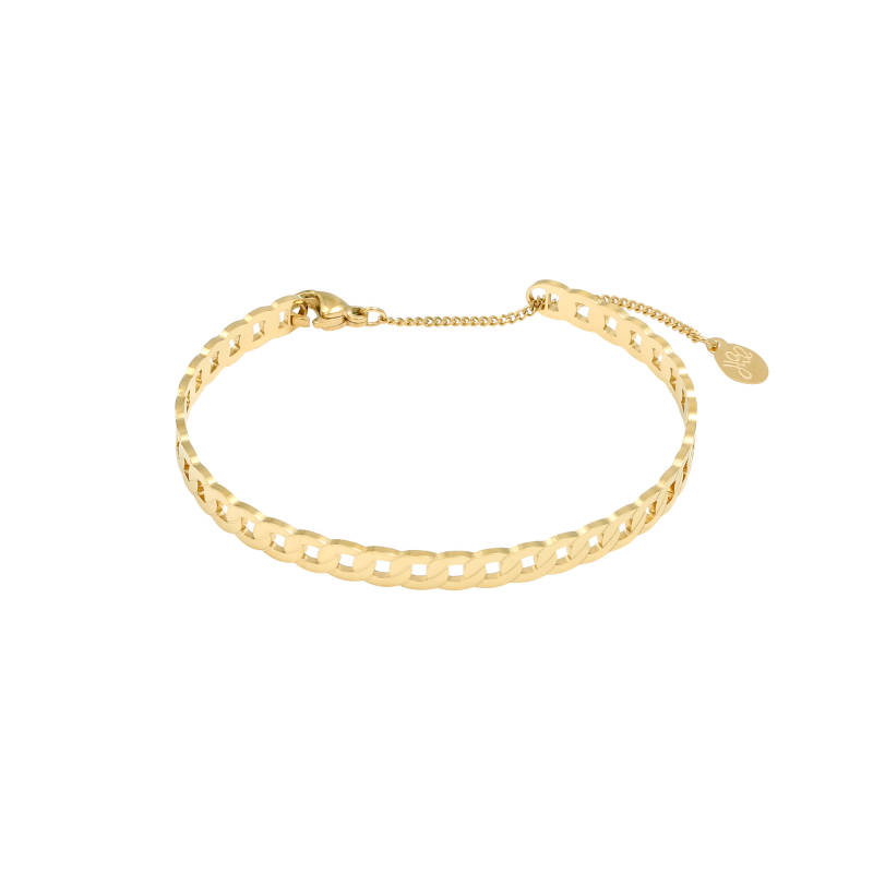 Armband Linked goud