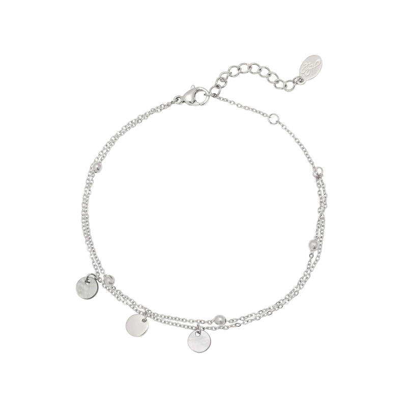 Armband Enjoy zilver