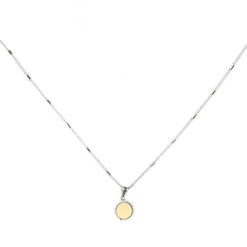 Ketting Create your own sunshine zilver
