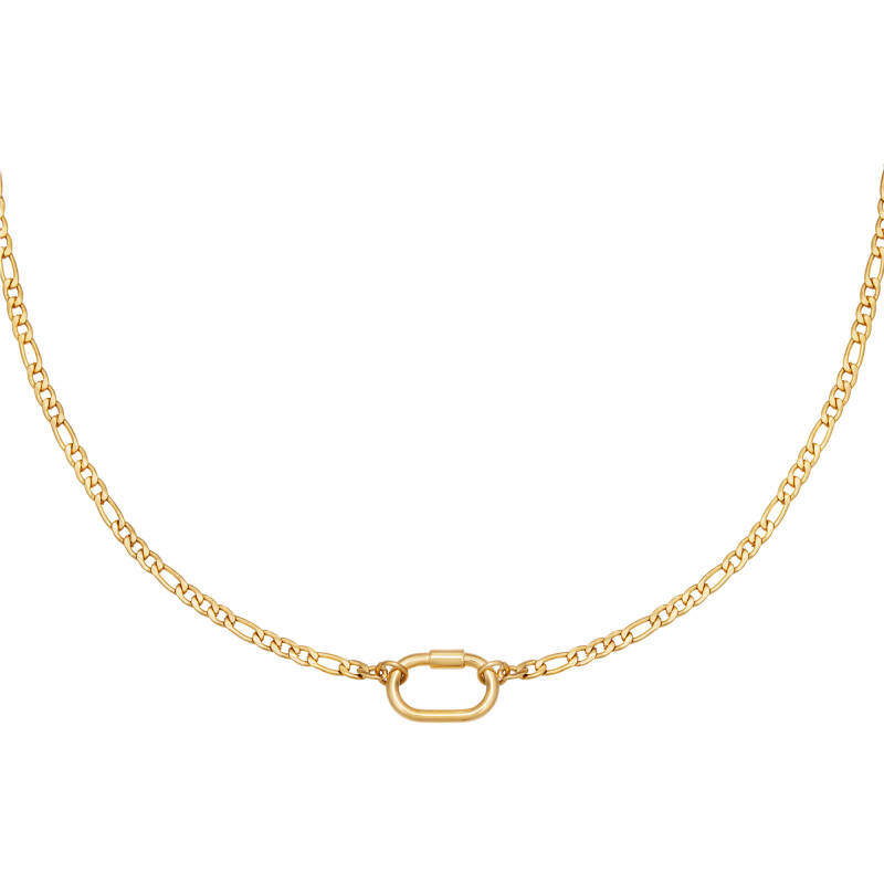 Ketting Shelby goud