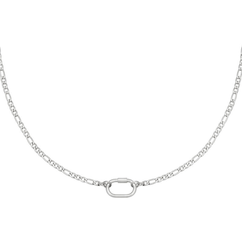 Ketting Shelby zilver