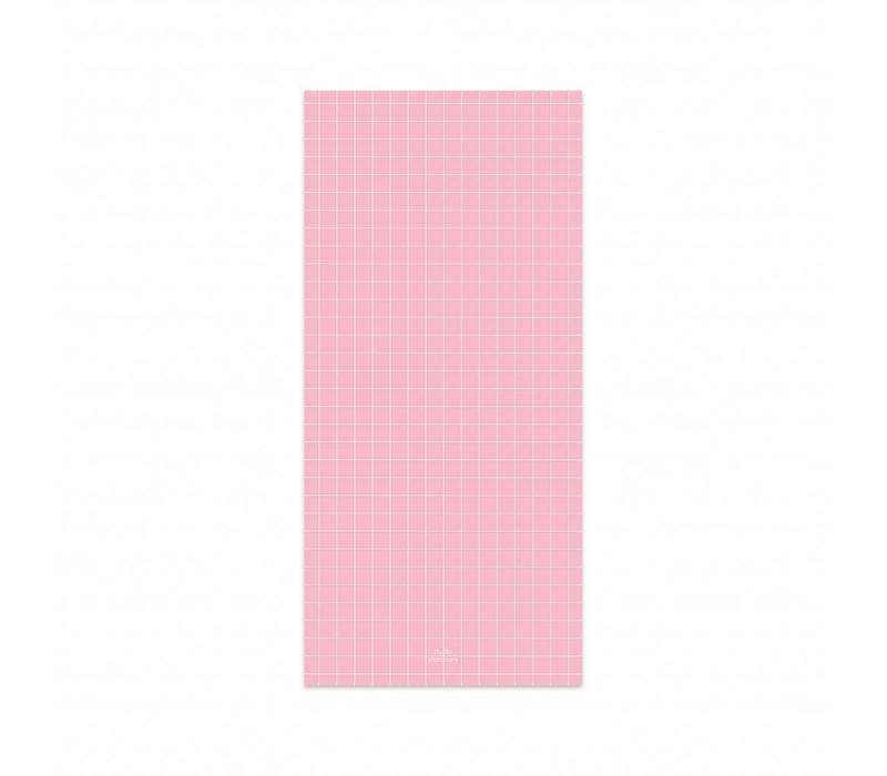 Notitieblok Pink grid