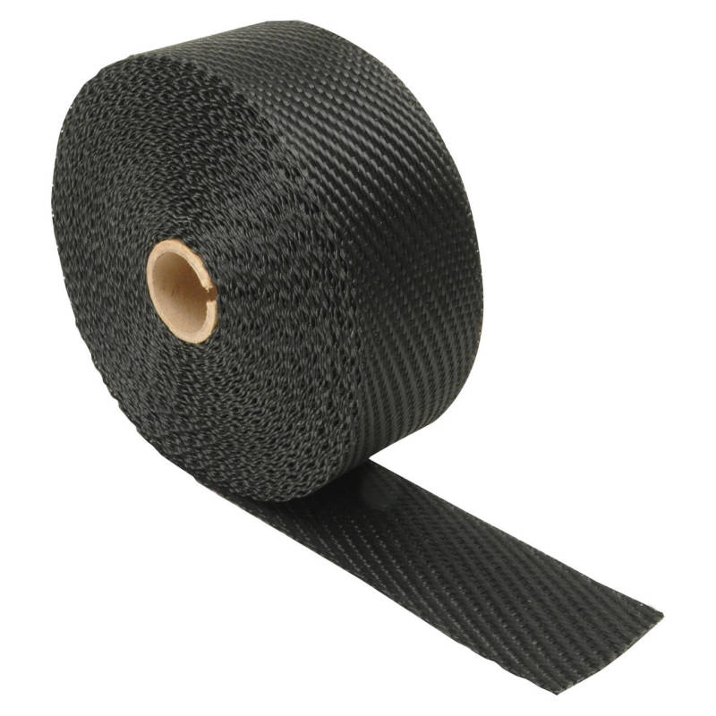 Heat Wrap Titanium Black (up to 1400 Grad C°) - 7,5m length / 50mm width