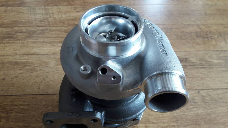 BorgWarner AirWerks S200SX-E turbo - 57mm 76/70 - 12769095003