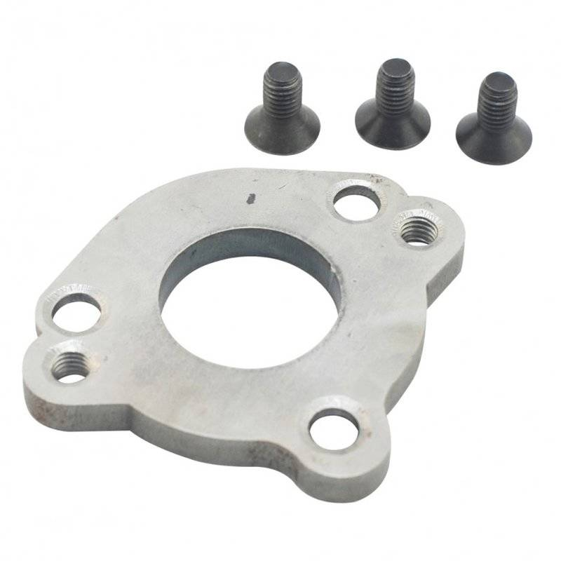Adapterflans SPA L-Flans to TiAL F38