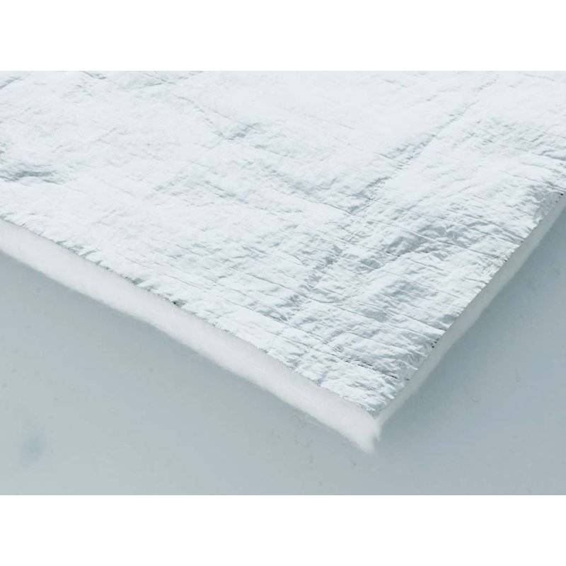 BOOST products Heat Protection - Fiberglass Mat with Aluminum coating 8mm