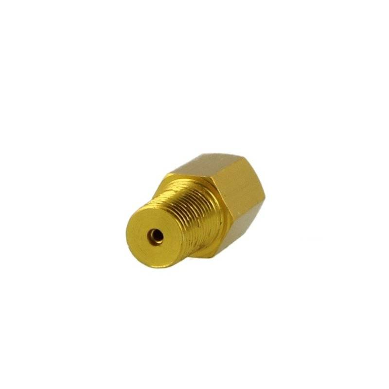 BOOST products Oil Adapter with Restrictor for big GT-R GT40 / GT42 and up