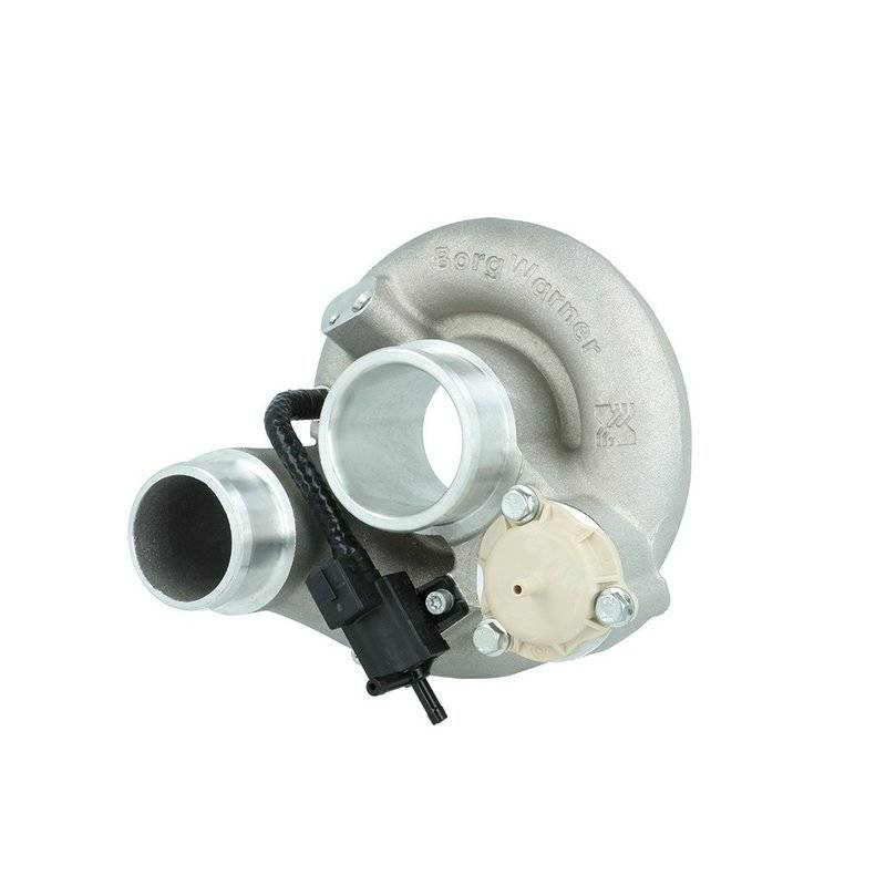 """Compressor Cover EFR """"Coiled"""" Cover (90° Discharge), EFR-6758 - 11671003001"""