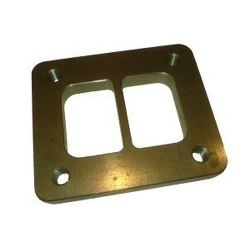 Exhaust Manifold Flange T4 divided Steel