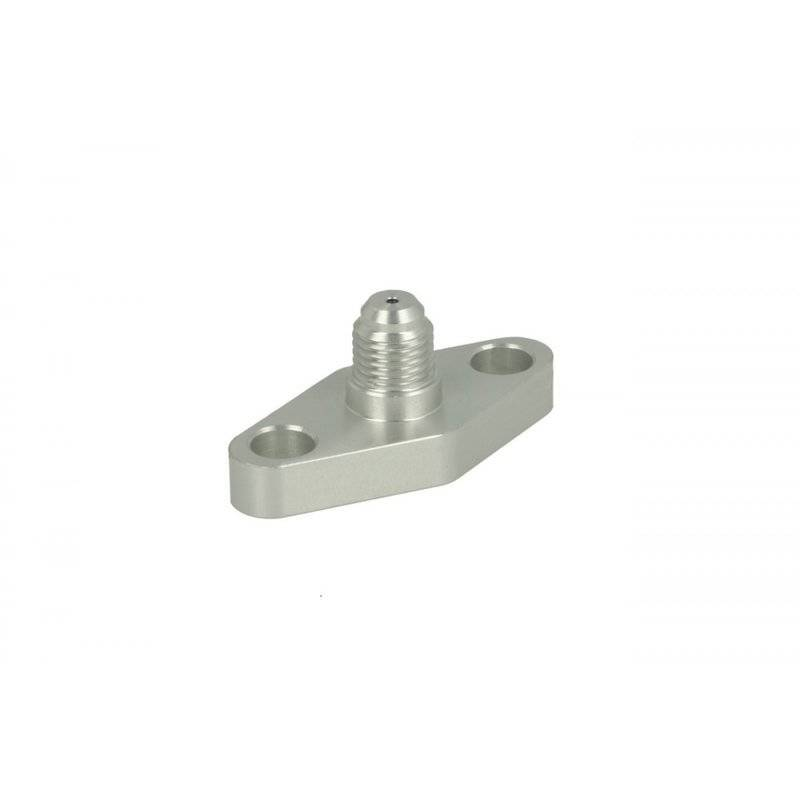Oil Supply Adapter with Restrictor from GT37 / GT40