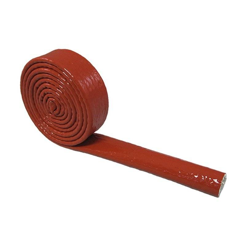 PTP Fire Sleeve - 13mm 19mm 25mm red