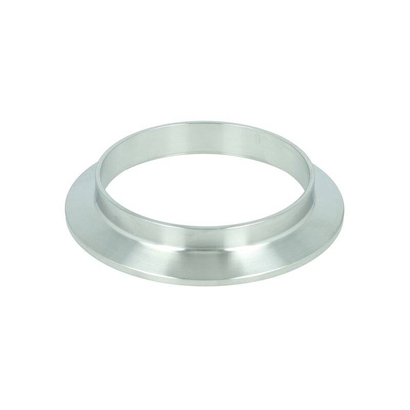 Stainless steel Downpipe V-Band Flange Golf 7 GTI / R