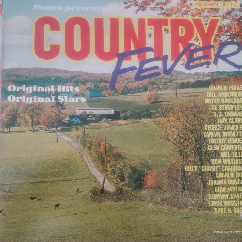 Various - Country Fever