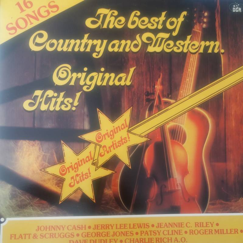 Various - The best of country and western