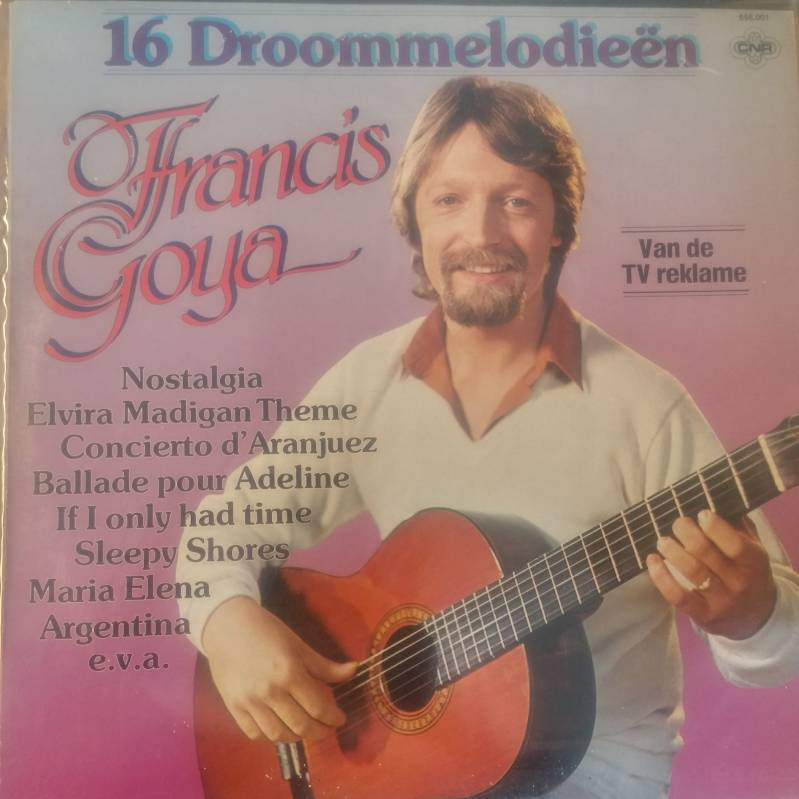Francis Goya - 16 droommelodieen